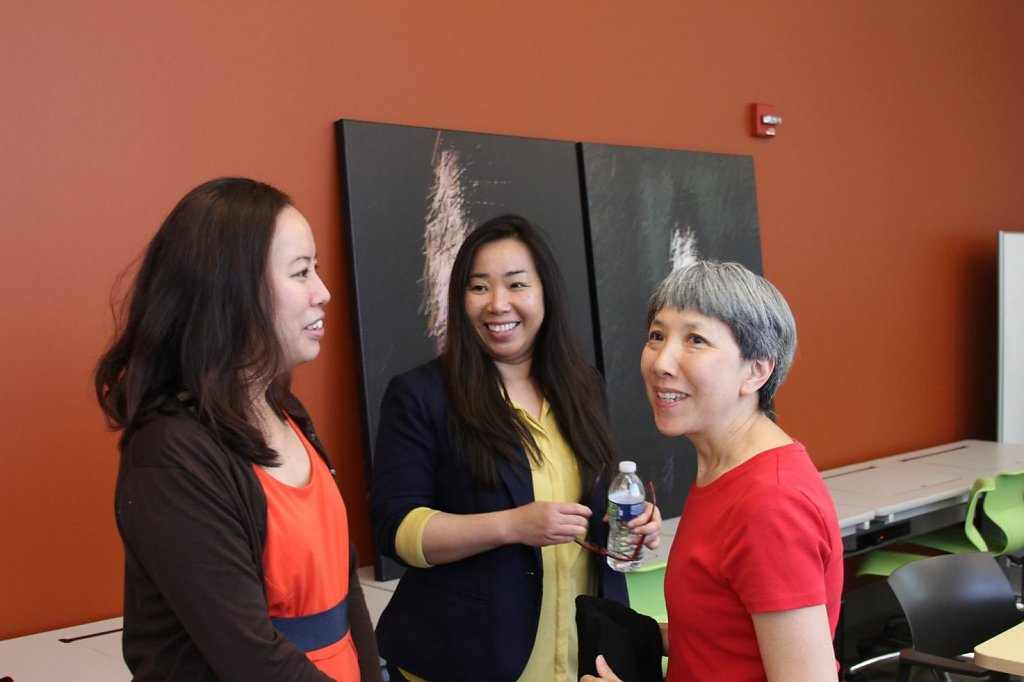 Asian Female Scholars